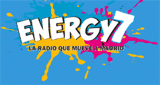 Escuchar RADIO ENERGY 7 on-line en directo